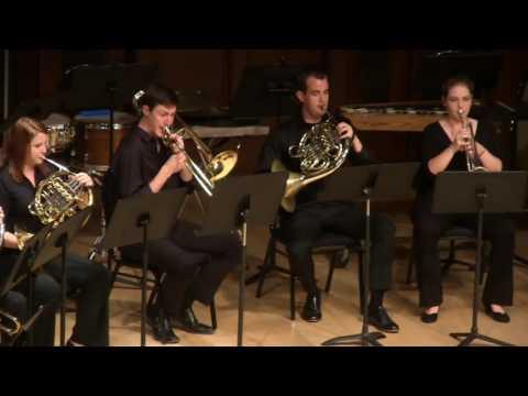 BrassFest July 13, 2016 Mark Lawrence, conductor
