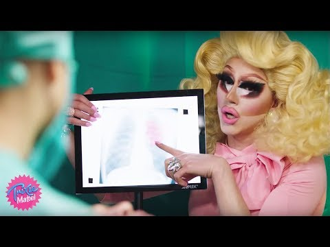 Trixie Mattel - Break Your Heart (Official Music Video)