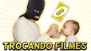 TROCANDO NOME DOS FILMES