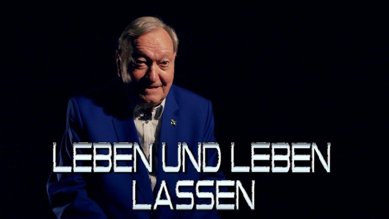 Erich von Daniken - Leben Und Leben Lassen