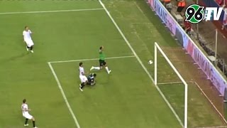 Europa League Qualifikation 2011/2012 | FC Sevilla - Hannover 96