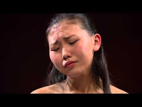 Aimi Kobayashi – Scherzo in B minor Op. 20 (third stage)