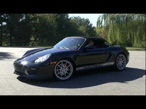 2011 Porsche Boxster Spyder - Review