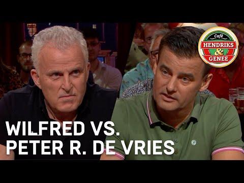 Wilfred vs. Peter R. de Vries: 'Kennis van zaken, daar ontbreekt het bij jou vaak aan'
