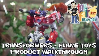 Pixel Dan catches up with Bluefin to check out the new Transformers...