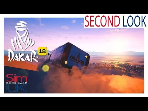 Motorbike Stage 1 | Competitor Difficulty | Dakar 18 Second Look