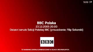 Sekcja polska BBC - ostatni serwis informacyjny (23.12.2005 20:00)
