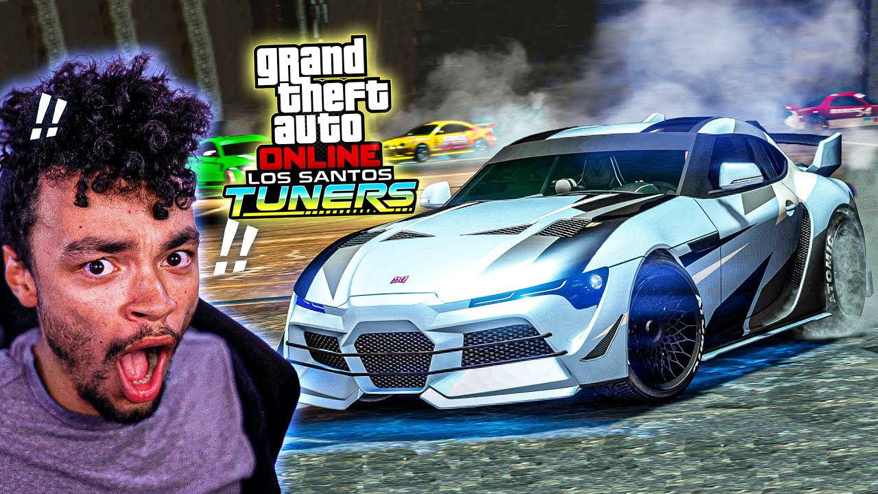 GTA 5 Online NEW - TUNERS UPDATE Full Details! (New Cars, Car Meets, Track & MORE!)