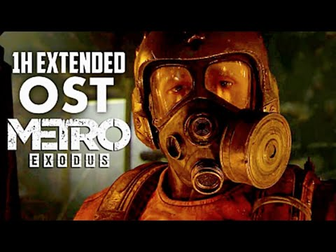 1 Hour Metro Exodus OST - Race Against Fate Extended Music Theme Song