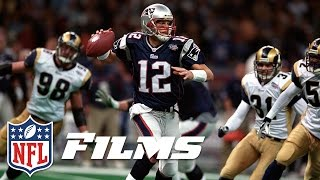 #3 The Patriots Stop the Greatest Show On Turf | NFL Films | Top 10 Upsets