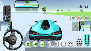 3D Driving Class Bike Vs Super Car with Horse Power Games - Android Gameplay