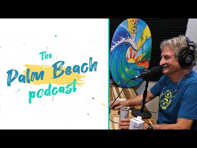 Palm Beach Podcast #13 - Hunter Joslin - Indo Board