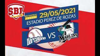 SBL CBS Barcelona Tenerife Marlins 29/05/2021