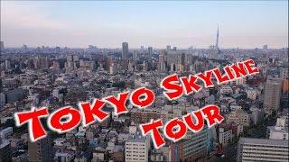 The Amazing Tokyo Skyline Tour