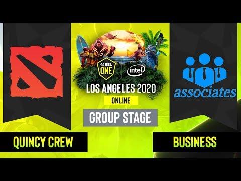 business associates vs Quincy Crew vod