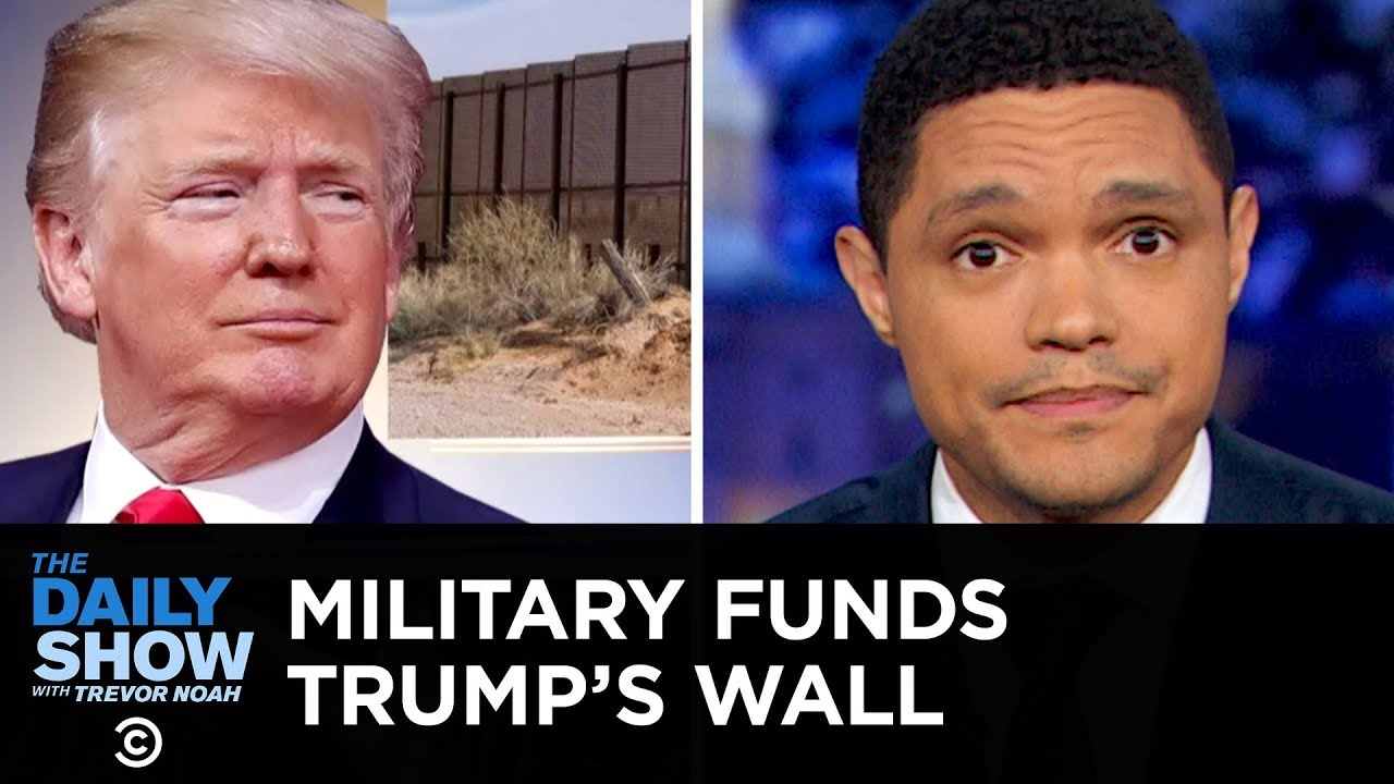 "Résultat de recherche d'images pour ""Trump Siphons Money for His Wall & A German Amusement Park Sparks Outrage 