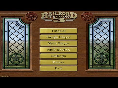 New Railroad Tycoon 3 Game with Dud AI players Ep 4 |