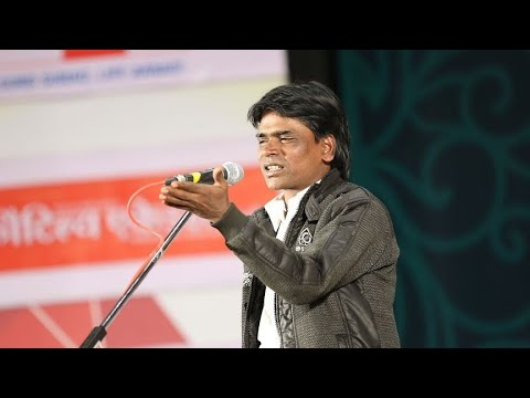 Mushtaq Ahmad Mushtaq At India's First Youth Mushaira,organised By Adabi Kunba