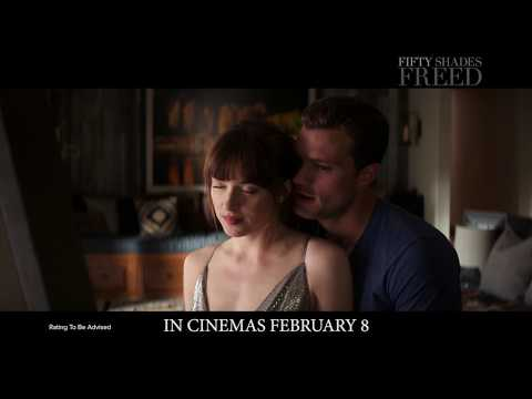 FIFTY SHADES FREED | SINGAPORE | In Cinemas February 8th, 2018