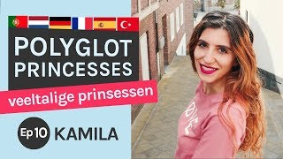 Polyglot Princesses Ep10: Dutch vs Afrikaans + tips from Kamila