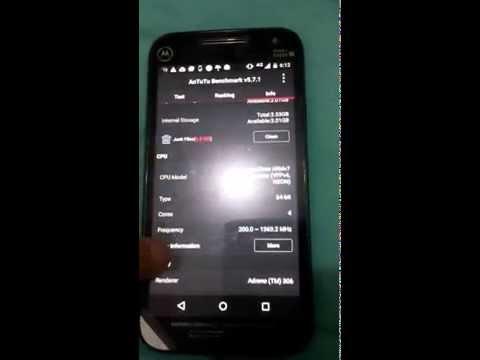 Motorola Moto G 2015 (prototype) hands on specifications