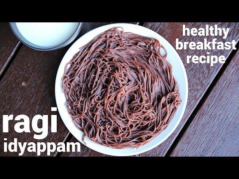 ragi-idiyappam-recipe-|-கேழ்வரகு-இடியாப்பம்-|-ragi-shavige-|-ragi-nool-puttu