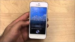 iPhone 5 Tips and Tricks #1