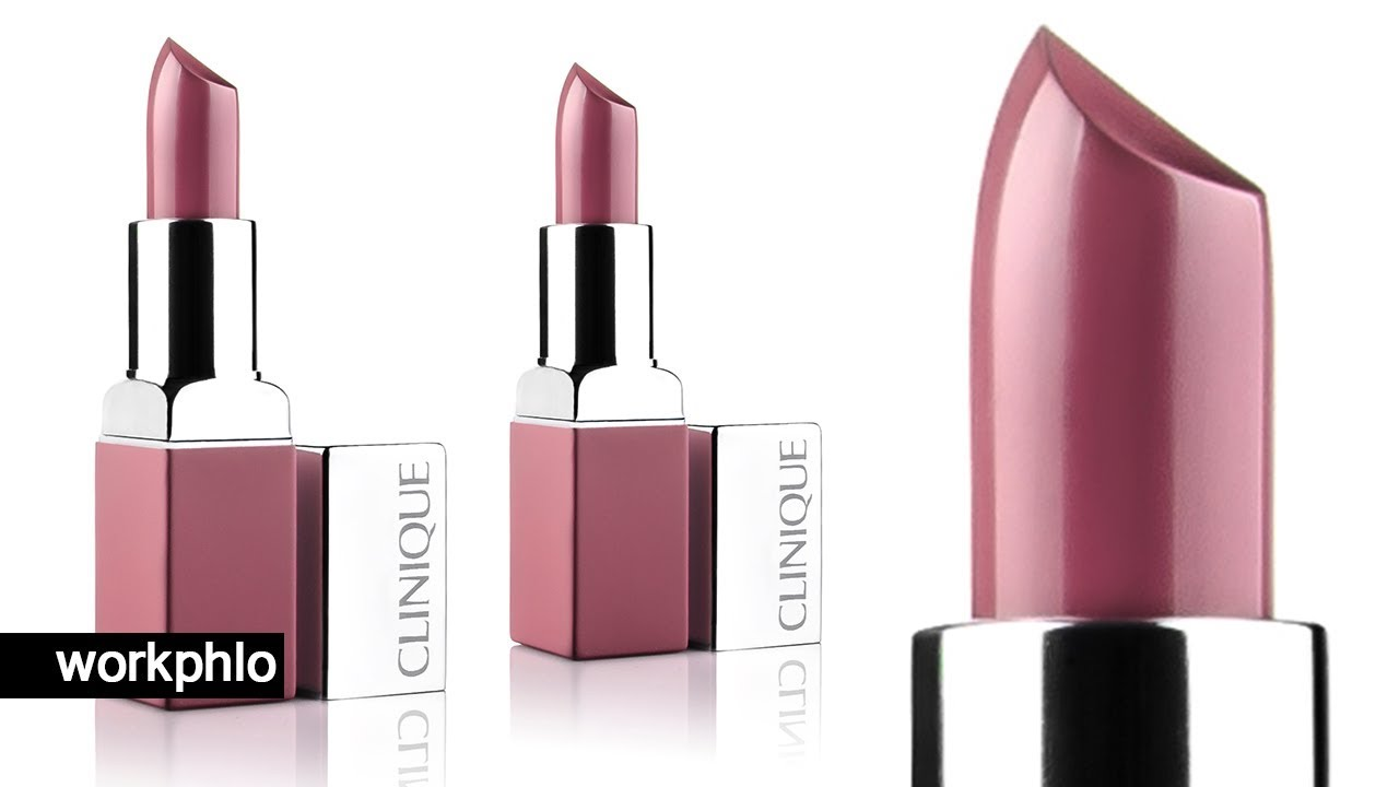 How to Photograph Cosmetic Products | Clinique Lipstick