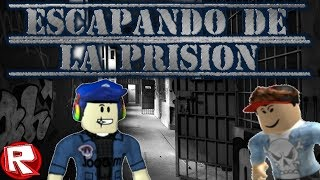 ESCAPANDO DE PRISION /ROBLOX Jail beak