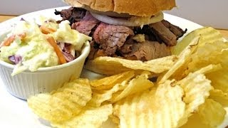 BBQ Pit Beef - Baltimore Style Barbecue Pit Beef - Pit Beef Recipe,