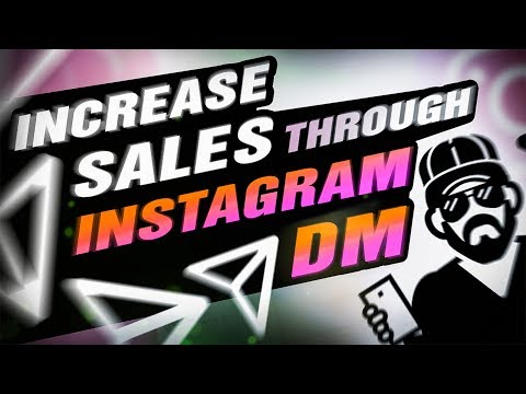 How to Sell Through Instagram DM