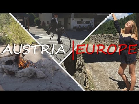 Carinthia Austria - Areal Views [1080p]