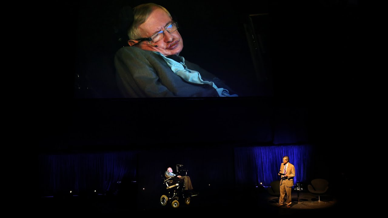 An Evening With Stephen Hawking Ideas At The House YouTube