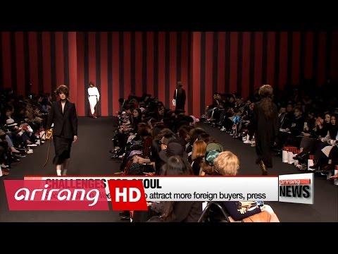 Seoul Fashion Week 2017 kicks off, with eye on expansion