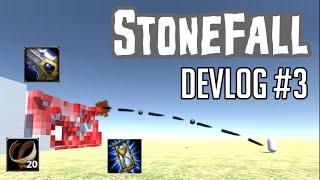 """""""Siege Game"""" DevLog - Items & Ballistics! [#3]"""