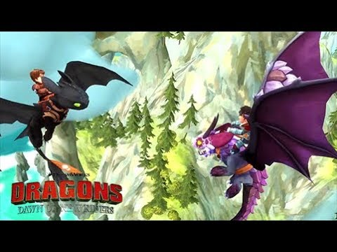 How To Train Your Dragon Dawn Of New Riders 3 Youtube