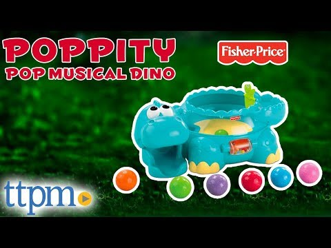 Poppity - Pop Musical Dino [Instructions & REVIEW] | Fisher-Price Toys