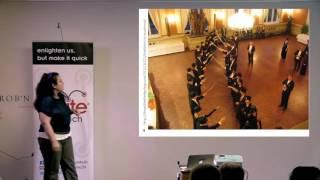 Gambar cover Changing gender roles in science and technology | Arzu Çöltekin | Ignite Zürich 2015.07.03