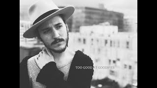 Sam Smith - Too Good At Goodbyes (Cover Stefano Marocco)