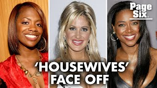 See how Kandi Burruss, Kim Zolciak and more Housewives' faces have changed | Page Six Celebrity News