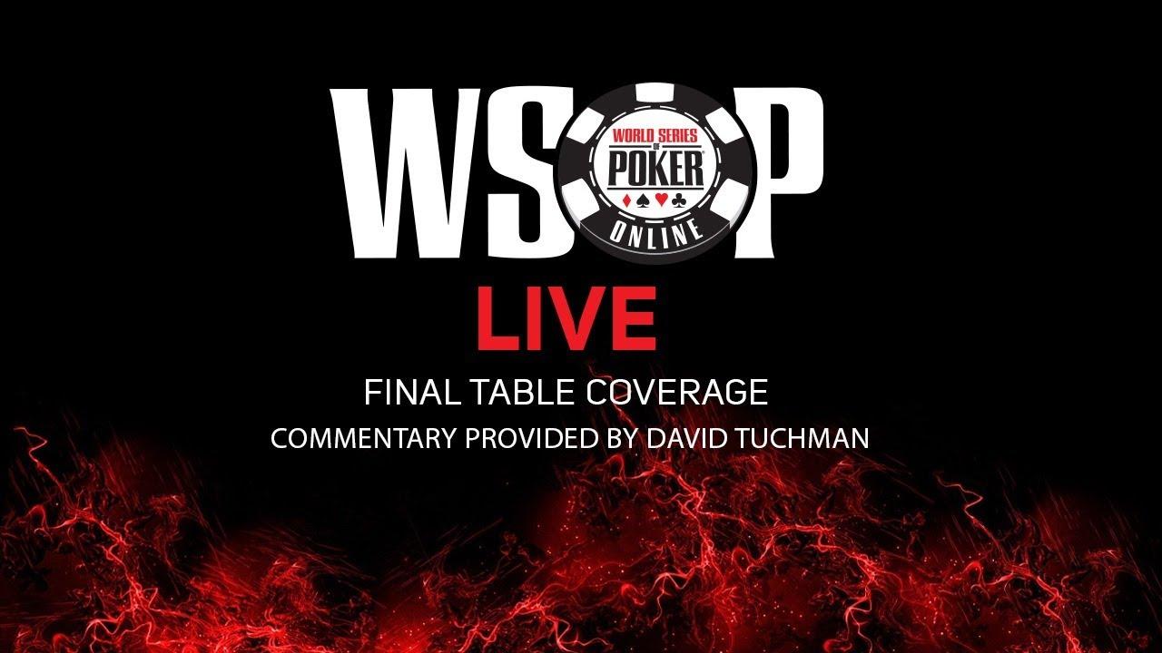 WSOP Bracelet Event #8 - $500 No Limit Hold'em