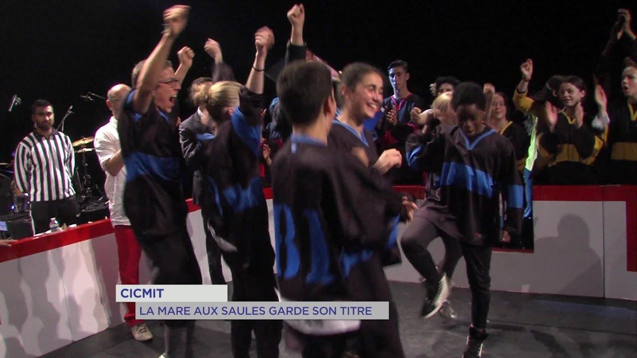 Yvelines | CICMIT : La Mare aux Saules garde son titre