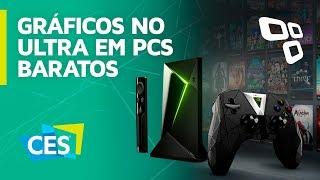 TV ou monitor? As novidades da NVIDIA na CES 2018 - TecMundo