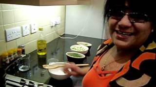 Chicken Recipe With Broad Bean Rice -- Iraqi Assyrian Style Part 2/2