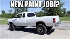 WHAT'S IT GONNA COST TO PAINT THE CUMMINS!?!?