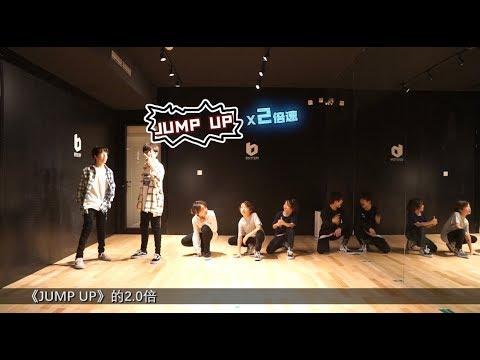 """BOY STORY """"JUMP UP"""" 2x Speed Dance"""