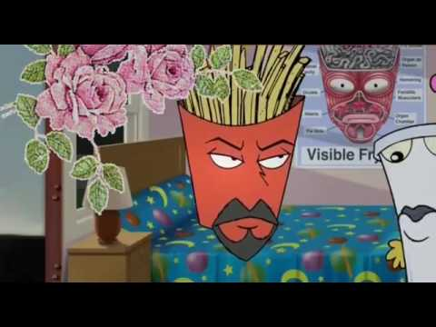 Aqua Teen Hunger Force S11E08 The Last One Forever and Ever