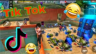 Free fire best video with funny moments 😂 #freefire