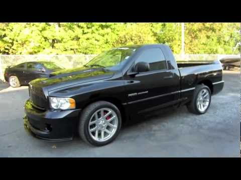 2004 Dodge Ram Srt 10 6 Spd Start Up Exhaust And In Depth Tour You