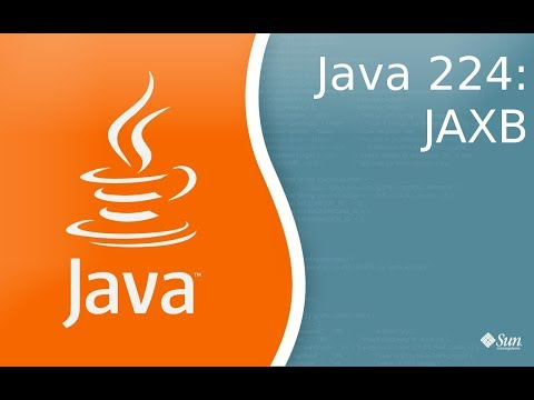Урок Java 224: JAXB